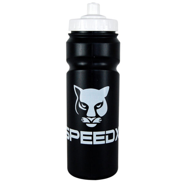 SpeedX Water Bottle White