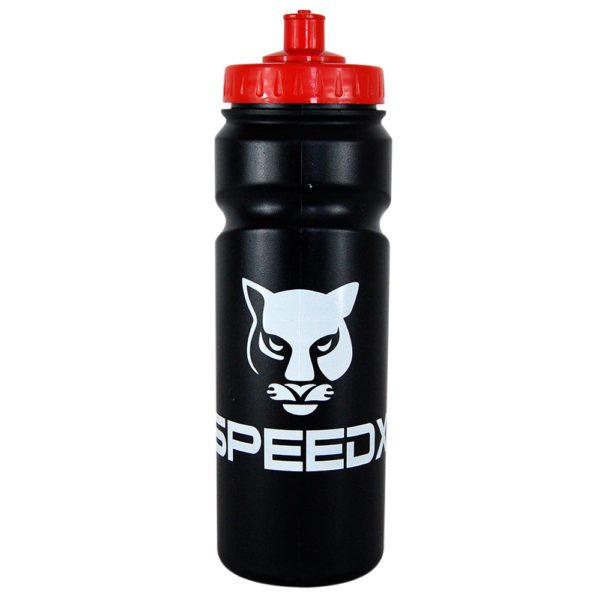 SpeedX Water Bottle Red