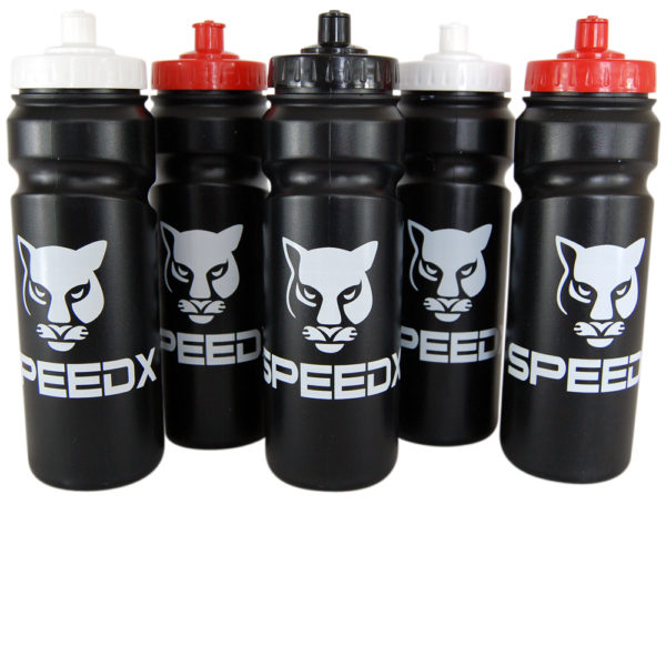 SpeedX Water Bottles