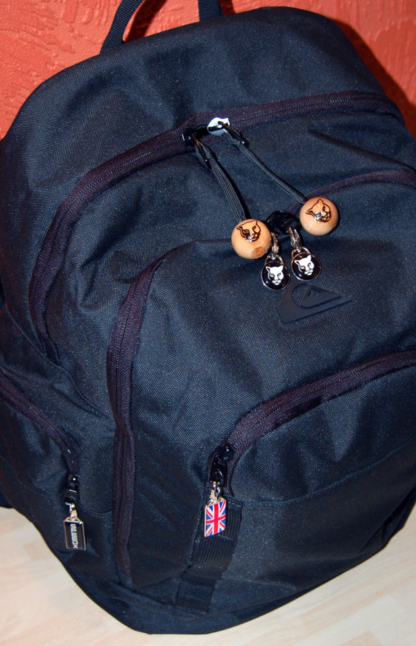 Zip Grip Backpack